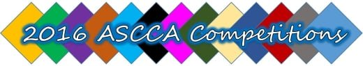 2016 ASCCA Compettitons