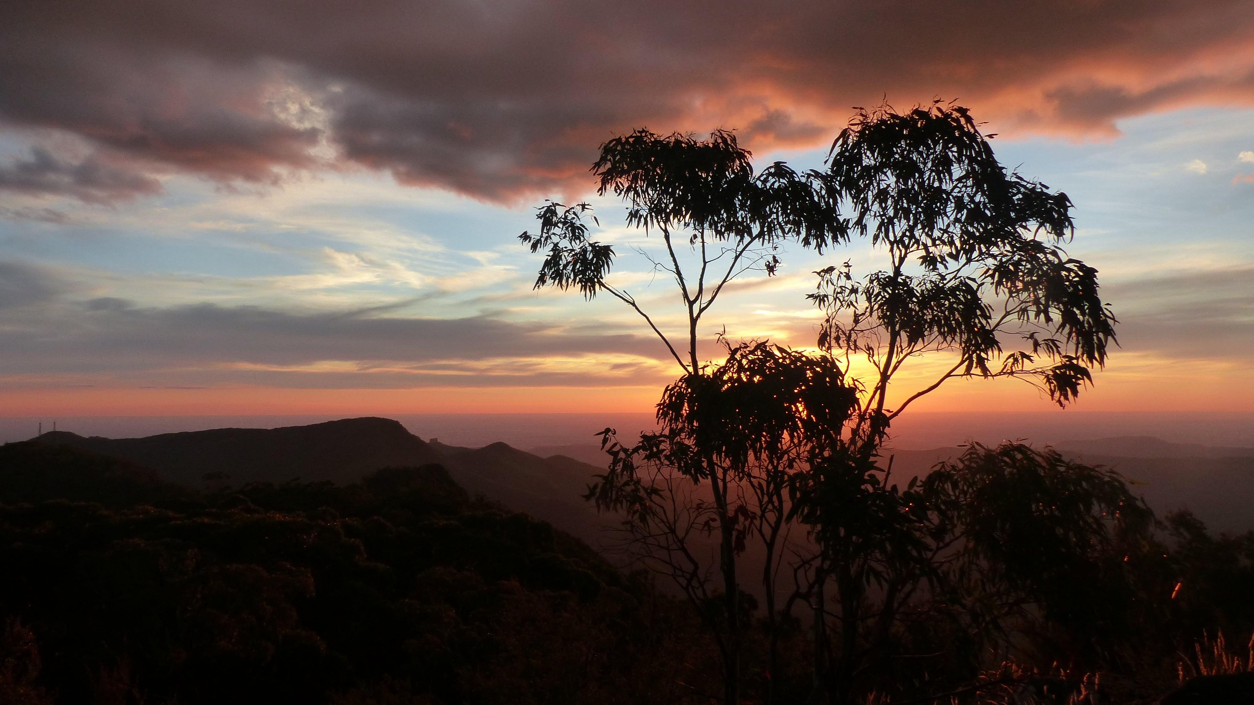 Sunset at Mt Kaputar